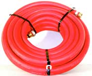 Red Water Hose